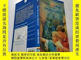 二手書博民逛書店sarah罕見and paul go to the museum:莎拉和保羅去博物館Y212829