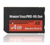 [富廉網] 【SONY】HX DUO 50MB/s 記憶卡 4GB (MS-HX4A)