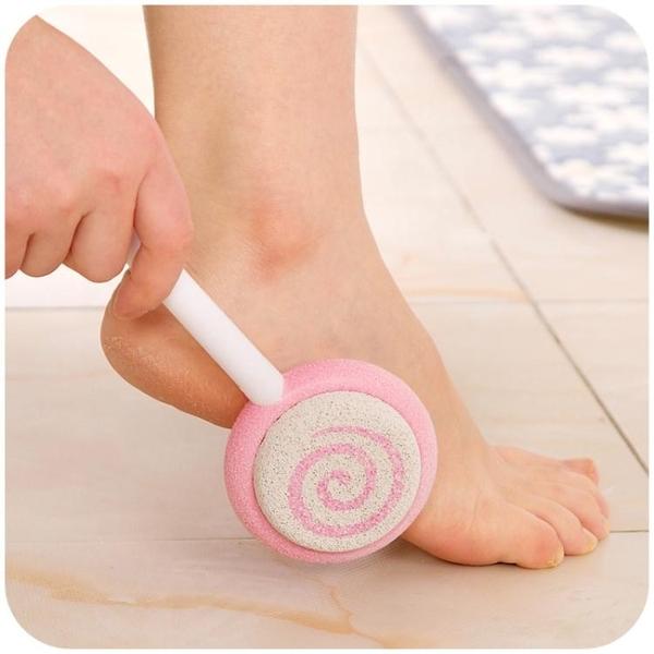 居家家雙面磨腳石搓腳板腳去死皮老繭角質工具修腳器腳後跟搓腳石【全館免運】