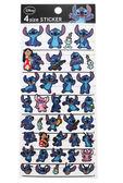 【卡漫城】 史迪奇 貼紙 ㊣版 筆記貼 日誌貼 日版 日本製造 星際寶貝 Stitch 醜丫頭 Scrump