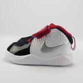 【iSport愛運動】NIKE TEAM HUSTLE D 9 AUTO (TD)小童鞋 CK0617001紅藍