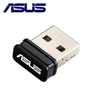 ASUS 華碩 USB-N10 NANO N150無線USB網卡