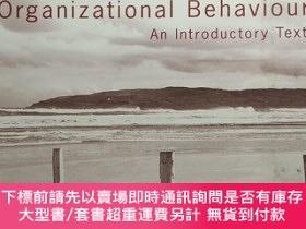 二手書博民逛書店Organizational罕見behaviour an Introductory text( Fourth ed