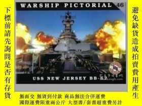 二手書博民逛書店Warship罕見Pictorial 46 (damaged)-軍艦圖片46(損壞)Y414958 出版