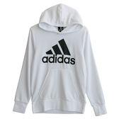 Adidas ESS LIN P/O FT  連帽長袖上衣 CZ7526 男 健身 透氣 運動 休閒 新款 流行