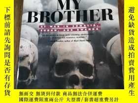 二手書博民逛書店Me罕見Against My Brother: At War in Somalia, Sudan and Rwan