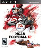 PS3  NCAA Football 12  NCAA 橄欖球12 (美版 )