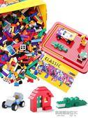 兒童積木小顆粒拼裝玩具益智拼插3-6周歲7男孩子8女孩拼圖10  凱斯盾數位3c