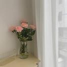 假花 *絲絲小物*ins仿真保濕效果玫瑰花房間裝飾仿真花桌面擺件玫瑰花【全館免運】