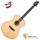 Breedlove 美國品牌手工吉他 全單板 / 可插電 Concert琴身(型號:Oregon Concert)原木色 ORC26E