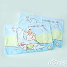角落生物信封枕套二入組- Norns 正版授權 美式枕頭套 恐龍媽媽 冰原