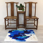 法蘭絨地毯