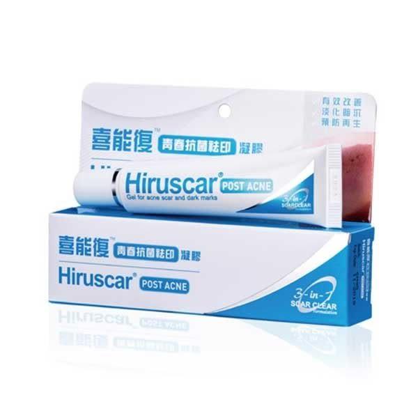 ✔加贈隨身包3包✔【Hiruscar 喜能復】青春抗菌袪印凝膠 10g