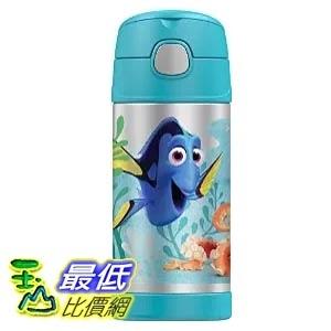 [美國直購] Thermos 海底總動員2 多莉去哪兒 F4016FD6 兒童保溫水壺 12 Ounce Funtainer Bottle, Finding Dory