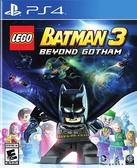 PS4 樂高蝙蝠俠 3:飛越高譚市(中文版)Hits