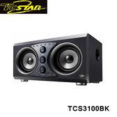 T.c.star 連鈺 多功能藍牙/USB 木質金屬拉絲音箱喇叭(黑色) TCS3100BK