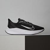 Nike Zoom Winflo 7 女鞋 黑白 氣墊 避震 舒適 球鞋 慢跑鞋 CJ0302-005