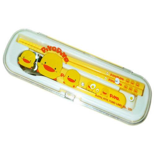 【奇買親子購物網】黃色小鴨餐具組