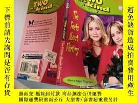 二手書博民逛書店the罕見facts about flirting 關於調情的事實Y200392