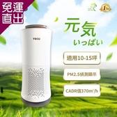 TECO東元 360°零死角智能空氣清淨機NN4002BD【免運直出】