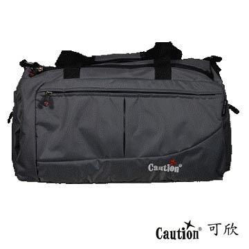 旅遊 旅行袋 Caution 可欣 8511氣質灰