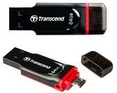 【3期零利率】全新 Transcend 創見 32G JetFlash 340/JF340 OTG 行動碟 手機平板 隨身碟