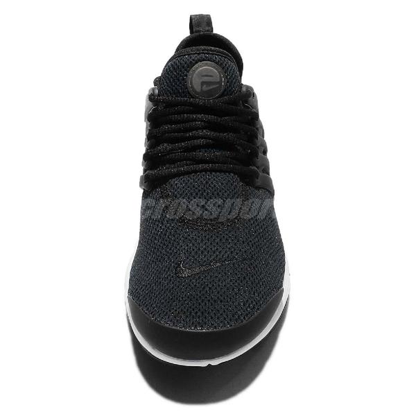 Nike 休閒慢跑鞋 Wmns Air Presto 黑 白 低筒 魚骨鞋 黑白 女鞋【PUMP306】 878068-001