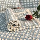 夏季沙發墊四季通用簡約北歐粗布棉麻防滑亞麻皮坐墊子套罩巾蓋布 小時光生活館