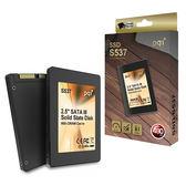 [哈GAME族]免運費 可刷卡 PQI 勁永 S537 240GB 2.5吋 SATA3 SSD 固態硬碟 三年保固 支援S.M.A.R.T