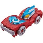 正版 BANDAI 超人力霸王超人力霸王變形車 銀河GINGA 變形車 小車 COCOS FG690