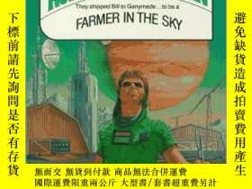 二手書博民逛書店Farmer罕見In The SkyY256260 Robert A. Heinlein Del Rey 出