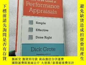 二手書博民逛書店How罕見to Be Good at Performance A