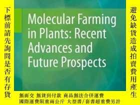 二手書博民逛書店Molecular罕見Farming in Plants: Re
