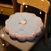 榻榻米坐墊圓形久坐加厚屁墊椅子凳子墊子椅墊【聚寶屋】