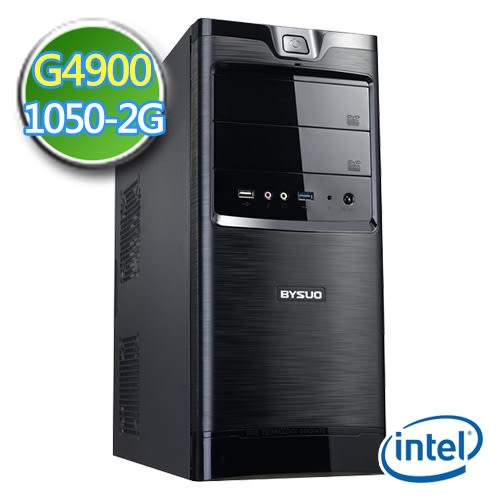 技嘉B360平台【野獸騎士】G系列雙核 GTX1050-2G獨顯 1TB效能電腦