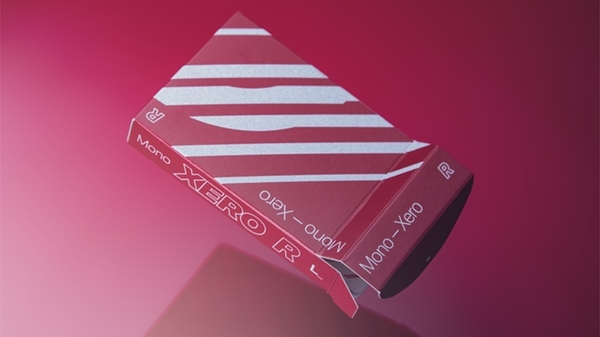【USPCC撲克】Mono Xero R Playing Cards S103050269