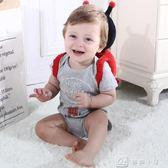 護頭帽 寶寶護頭枕防摔帽小孩學走路防摔頭學步帽保護神器嬰兒防撞保護枕 娜娜小屋