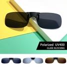方形款偏光夾片 近視夾片墨鏡 磁吸偏光夾片 防眩光 輕巧 方便 抗UV400 近視最佳首選