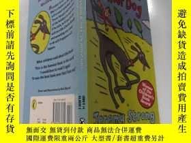 二手書博民逛書店the罕見humdred mile an hourdog 每小時單調的一英裏Y200392