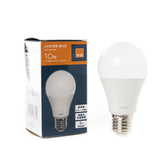 (組)特力屋10W二代LED球泡燈-晝光色 6入