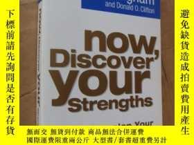 二手書博民逛書店Now罕見discover your strengths:how