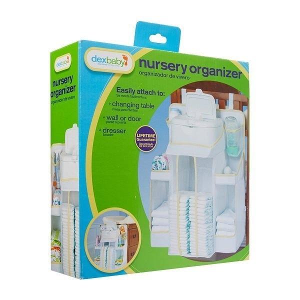 美國Dex Baby Nursery Organizer 尿布收納袋/尿布置物袋