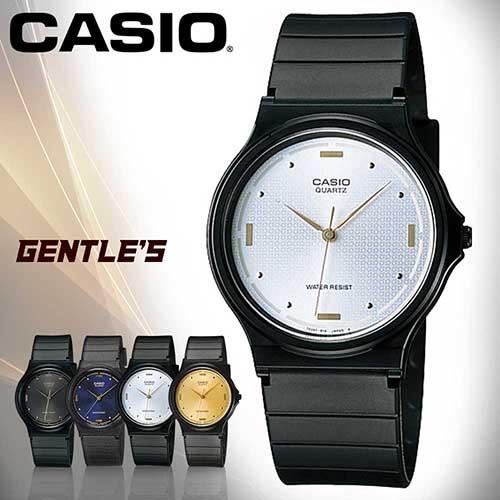 CASIO手錶專賣店 卡西歐 MQ-76-7A1 男錶 中性錶 壓克力鏡面 學生必備 指針 數字 塑膠錶殼 橡膠錶帶