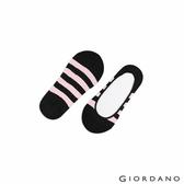 【GIORDANO】 無痕止滑隱形襪(單雙入) - 14 黑色
