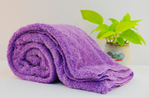 ★限時特惠★【新帛毛巾】台灣製 微絲開纖紗 單人毛毯 3X6