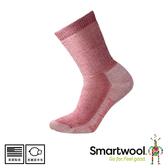 【SmartWool 美國 女 中級減震型徒步中長襪《酒紅》】SW0SW294/中長襪/女襪/登山襪/美麗諾羊毛/健行襪