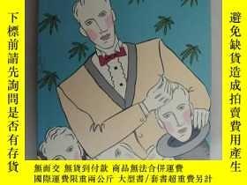 二手書博民逛書店Wattle罕見& Dope:A Comic Novel by