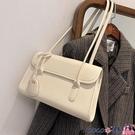 熱賣腋下包 法國小眾高級設計感小包包女2021新款潮夏網紅洋氣質感側背腋下包 coco
