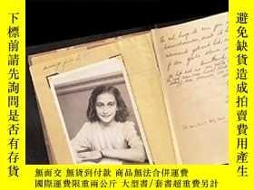 二手書博民逛書店Inside罕見Anne Frank s House: An I