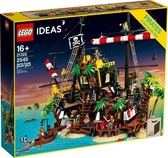 【LEGO樂高】 IDEAS 梭魚灣海盜年#21322